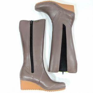 Tretorn Swedish Wedge Rain Boots